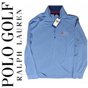 Polo Golf Ralph Lauren Ling Sleeve Size XL Blue